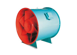 HTF Series High Temperature Fire and Smoke Exhaust Fan
