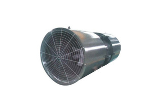 SDS Series Axial Flow Fire Exhaust Fan for Tunnel