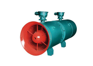 FBD Series Flameproof Pressure Contrast Rotary Axial Flow Local Fan for Mine Use